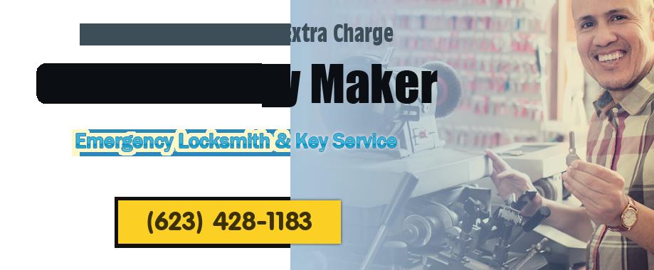 Glendale Key Maker banner